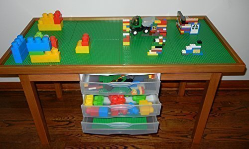 LEGO OAK COLOR PLAY TABLE