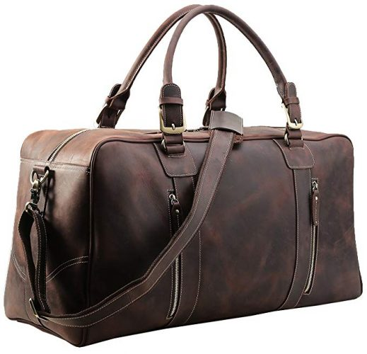 Polare Mens Vintage Leather