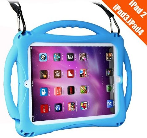 TopEsct iPad 2 Case for Kids