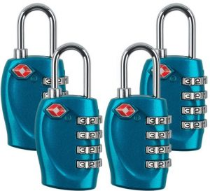 Top 10 Best Luggage Locks in 2019 Reviews