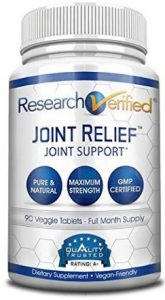 Research Verified Joint Relief
