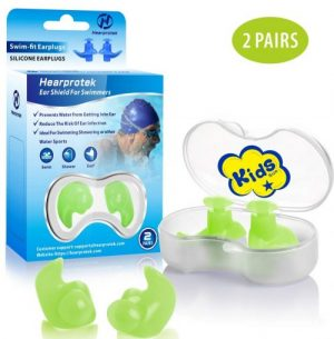 Hearprotek Swimming Ear Plugs