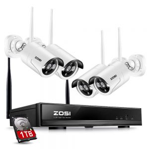 ZOSI Wireless Security
