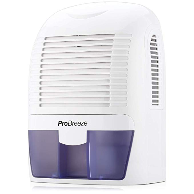 4. Pro Breeze Electric Mini Dehumidifier