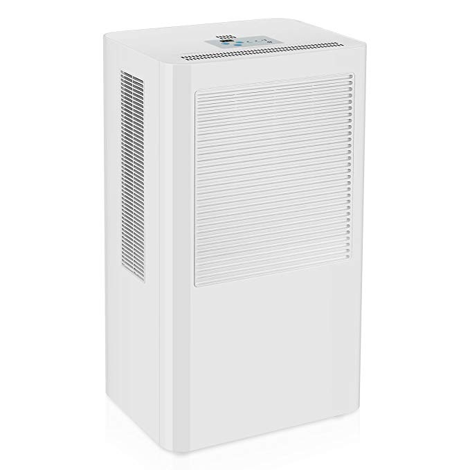 5. Powilling 5500 Cubic Feet Smart Home Dehumidifier