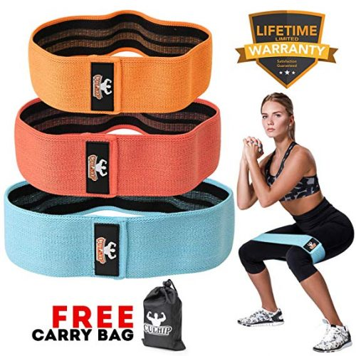8. CULHIP Resistance Exercise Bands