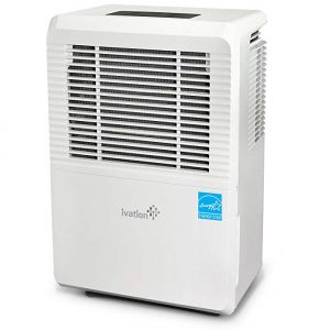 4. Ivation 50 Pint Energy Star Dehumidifier