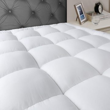 JEAREY Cooling Mattress Pads