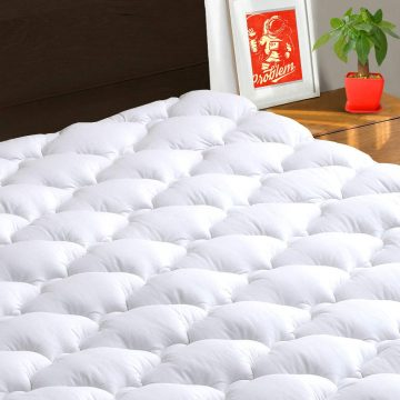 TEXARTIST Cooling Mattress Pads