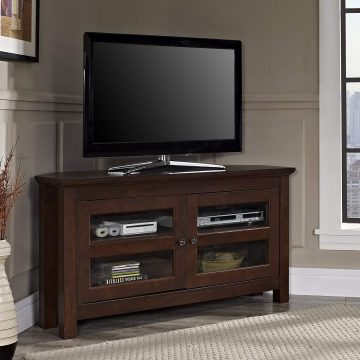 Walker Edison Corner TV Stands
