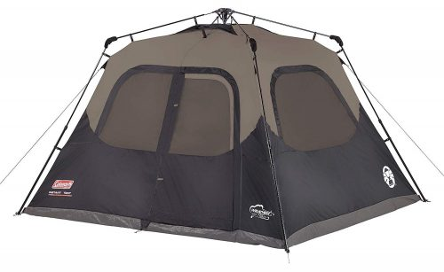 Coleman Cabin Tents for Family