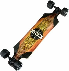 13. Atom Longboards All-Terrain Longboard