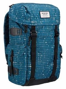 1. Burton Backpack with Padded Laptop compartment