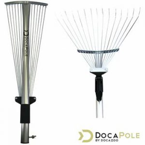10. DOCAZOO DocaPole Roof Rake Extension Pole Attachment