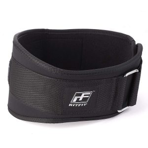 11. RitFit Weight Lifting Belt -Men and Women - Multiple Color Choices