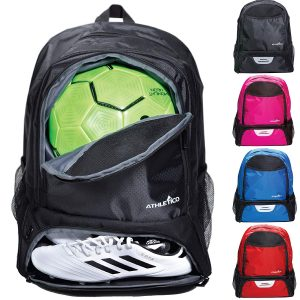 5. Athletico Youth Soccer Bag