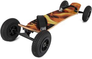 electric off-road skateboard